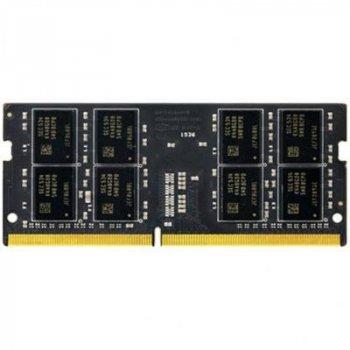 Модуль пам'яті для ноутбука SoDIMM DDR4 4GB 2133 MHz Team Elite (TED44G2133C15-S01)