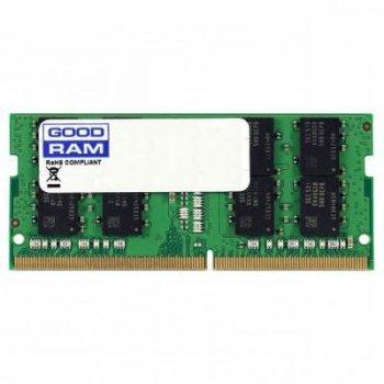 Модуль пам'яті для ноутбука SoDIMM DDR4 8GB 2133 MHz GOODRAM (GR2133S464L15S/8G)