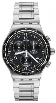 Мужские часы SWATCH NIGHT FLIGHT YVS444G