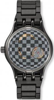 Мужские часы SWATCH SISTEM DARK YIB401G