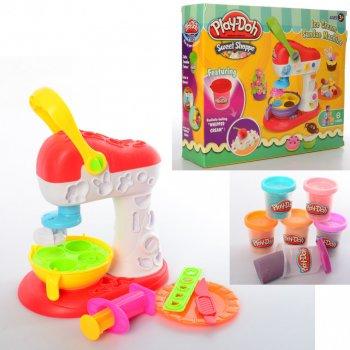 Детский пластилин Play Doh Разноцветный 000121203