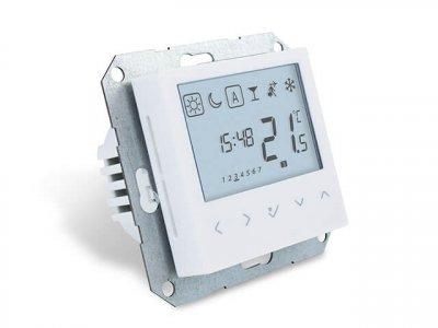 Тижневий термостат SALUS BTRP230 50 вбудовується під рамки