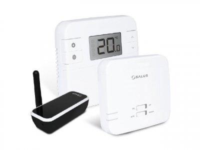 Інтернет-програмований термостат SALUS RT310i