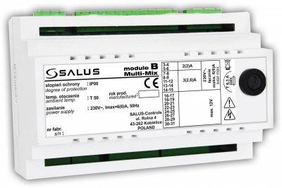 Розширювальний модуль B для регулятора SALUS Multi-Mix
