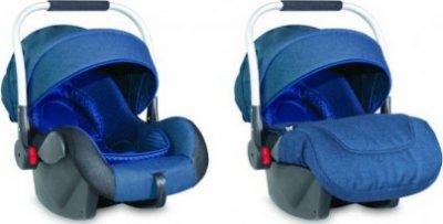 Автокрісло Bertoni (Lorelli) Delta 0-13 кг Blue (DELTA-blue) (3800151941460)