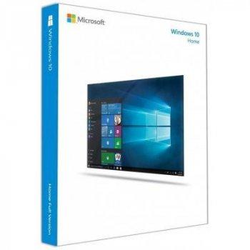 Операційна система Microsoft Windows 10 Home, 32-bit/64-bit English USB RS (KW9-00477)