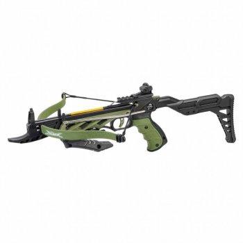 Арбалет Man Kung MK-TCS2G Рекурсивный, пистолетного типа, алюм. рукоять ц:зеленый