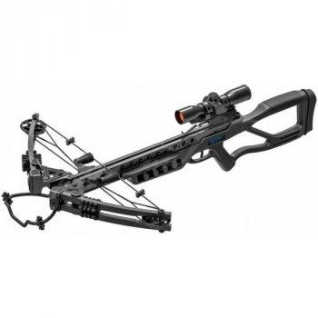 Арбалет Man Kung XB86BK-KIT ,Блочный, винтовочного типа, ц:черный