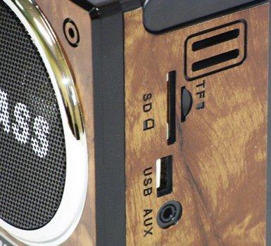 Радио NNS NS 904 радиоприемник от сети и батареек