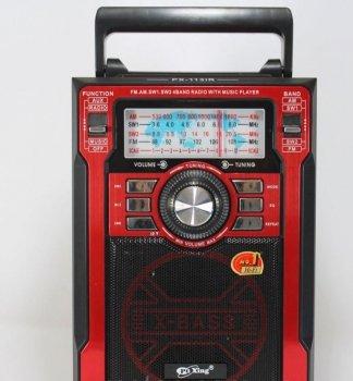Радиоприемник PXF Star 113 IR FM USB