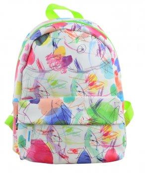 Рюкзак молодіжний Yes Weekend ST-28 Art 34 x 24 x 14 см Різнобарвний
