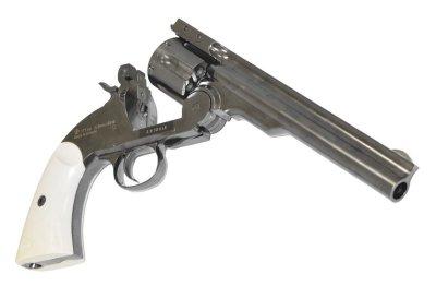 "Пневматичний Револьвер ASG Schofield BB 6"" Корпус - метал (2370.28.21)"