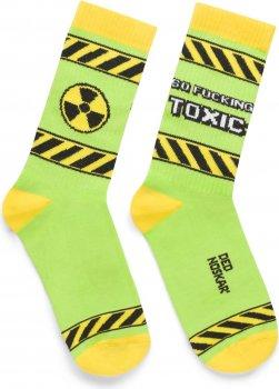 Носки Ded Noskar' Toxic 41-45 Ярко-Салатовые (ROZ6400009834)