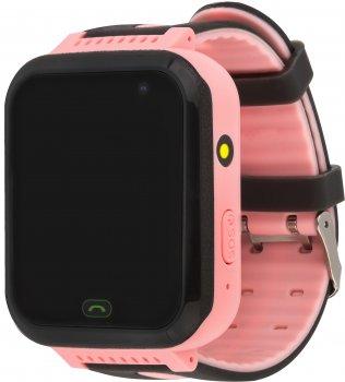 Смарт-годинник Atrix Smart Watch iQ1300 Cam Flash GPS Pink (iQ1300 Pink)