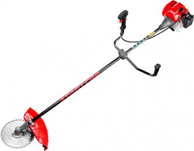 Триммер бензиновый Start Pro SGT-4200 + 3 ножа и 3 катушки