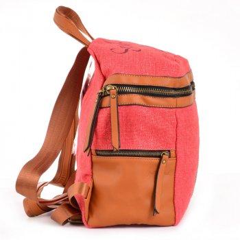 Сумка-рюкзак Yes Красный (554411)