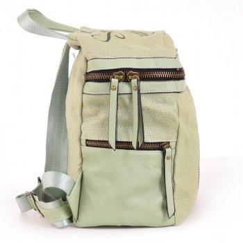 Сумка-рюкзак Yes Зеленый (554415)