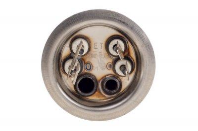 Тен для водонагрівача 2 кВт, фланець 63 мм. Electron (нержавійка)