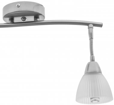 Світильник спот Brille HTL-188/2 G9 NI (26-729)