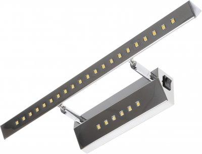 Подсветка для картин Brille LED-511/5W WW CH LED (L84-013)