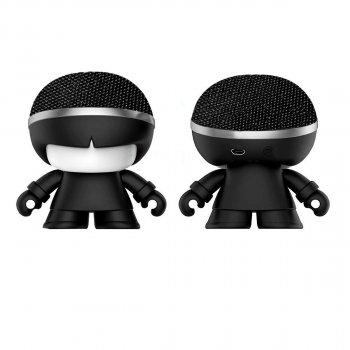 Акустика Xoopar - Mini Xboy (7,5 Cm, Чорний Металік, Bluetooth)