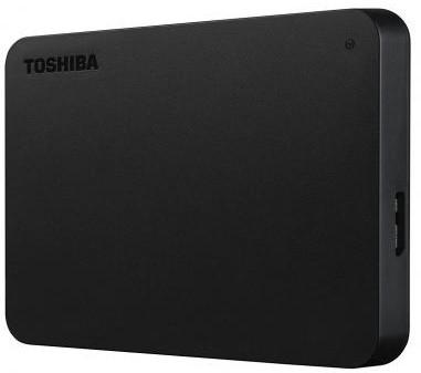 Жорсткий диск (HDD) Toshiba Canvio Basics Black (HDTB440EK3CA) (HDTB440EK3CA)