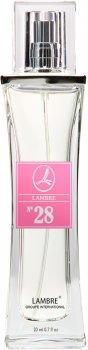 Духи для женщин Lambre №28 20 мл (3760183760814)