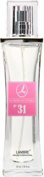 Парфумована вода для жінок Lambre №31 50 мл (3760183768995)