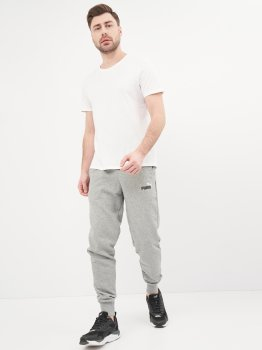 Спортивні штани Puma Ess+ 2 Col Logo Pants 58676803 Medium Gray Heather
