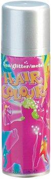 Краска-Спрей Sibel Fluo Metallic для волос флуоресцентный металлик 125 мл