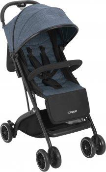 Прогулочная коляска CAM Compass Синий меланж (832/135) (8005549208322)