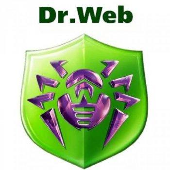 Антивірус Dr. Web 5 ПК 3 роки ел. ліц. (LHW-AK-36M-5-A3)