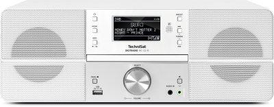 Цифровий стаціонарний радіоприймач TechniSat DIGITRADIO 361 CD IR білий (0001/3905)