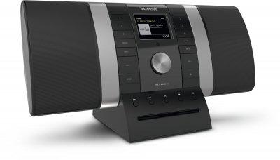 Цифровий радіоприймач TechniSat MULTYRADIO 4.0 чорно-сріблястий (0000/3920)