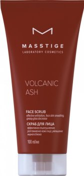 Скраб для лица Masstige Volcanic Ash 100 мл (4810304016500)