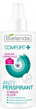 Антиперспирант для ног Bielenda Comfort Распылитель 150 мл (5902169020118)