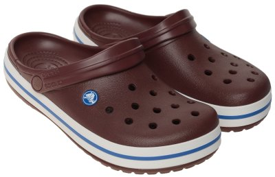 Крокси Crocs Kids' Jibbitz Crocband 11016-616 Burgundy/White
