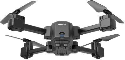 Квадрокоптер Toys-Sky S176 Black + кейс сумка (4820176245403)
