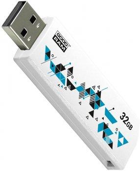 Goodram UCL2 32GB White (UCL2-0320W0R11)