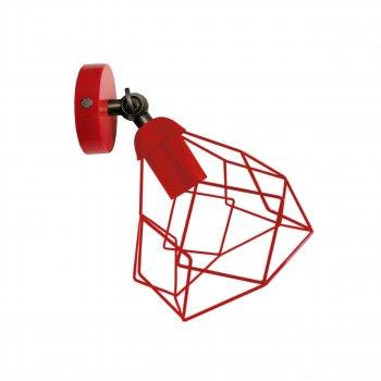 """Світильник настінний Electropark, бра поворотне, стельова лампа """"RUBY/LS червоний (LS-0000457)"""