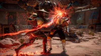 Ключ активации Steam | Mortal Kombat 11