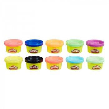 Набор пластилина Play-Doh 10 баночек (22037) (10-159817)