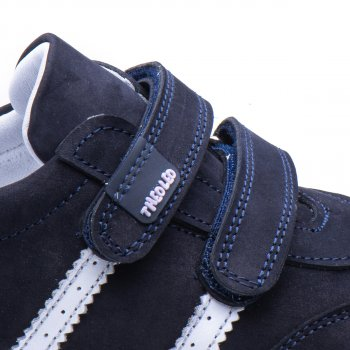 Кроссовки Theo Leo RN867 Синие,белые