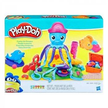 Игровой набор Play-Doh Веселый Осьминог (E0800) (10-534060)