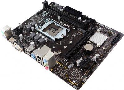 Материнська плата Biostar H410MH (s1200, Intel H410, PCI-Ex16)