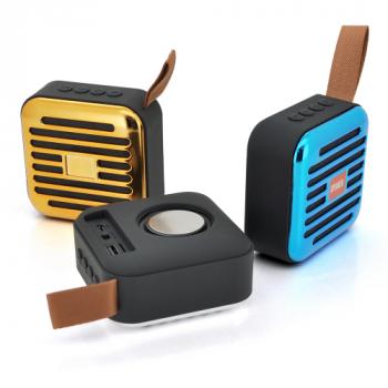 Колонка T5-S Bluetooth 4.1 до 10m, 1х3W, 4Ω, 600mAh, ≥90dB, TF card / USB, DC 5V