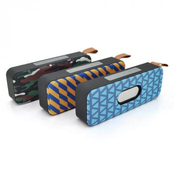 Колонка T6 Bluetooth 4.1 до 10m, 1х3W, 4Ω, 600mAh, ≥90dB, TF card / USB, DC 5V