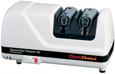 Точилка для ножей Chef's Choice электрическая Белая (CH/320)