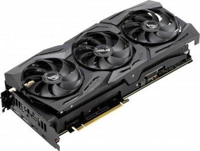 Відеокарта Asus GeForce RTX 2070 Super Asus GeForce SUPER ROG Strix Advanced edition 8GB GDDR6 (256bit) (ROG-STRIX-RTX2070S-A8G-GAMING)