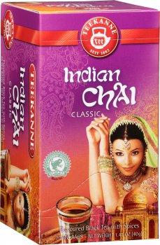 Чай черный пакетированный Teekanne Индийские пряности 20 пакетиков (4009300524793)